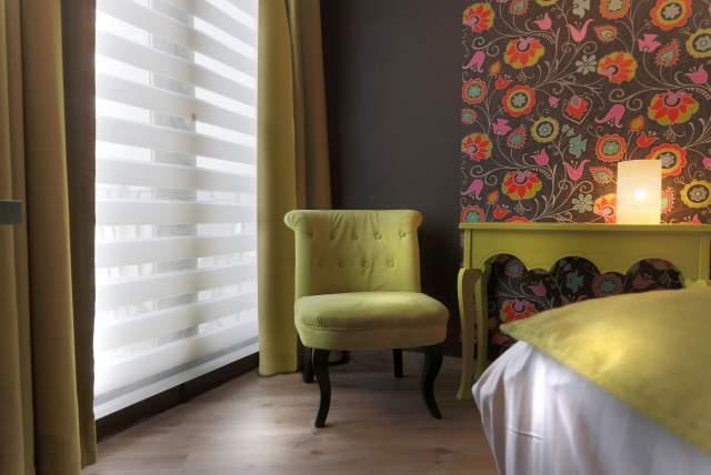 Doppel- oder Zweibettzimmer – Comfort