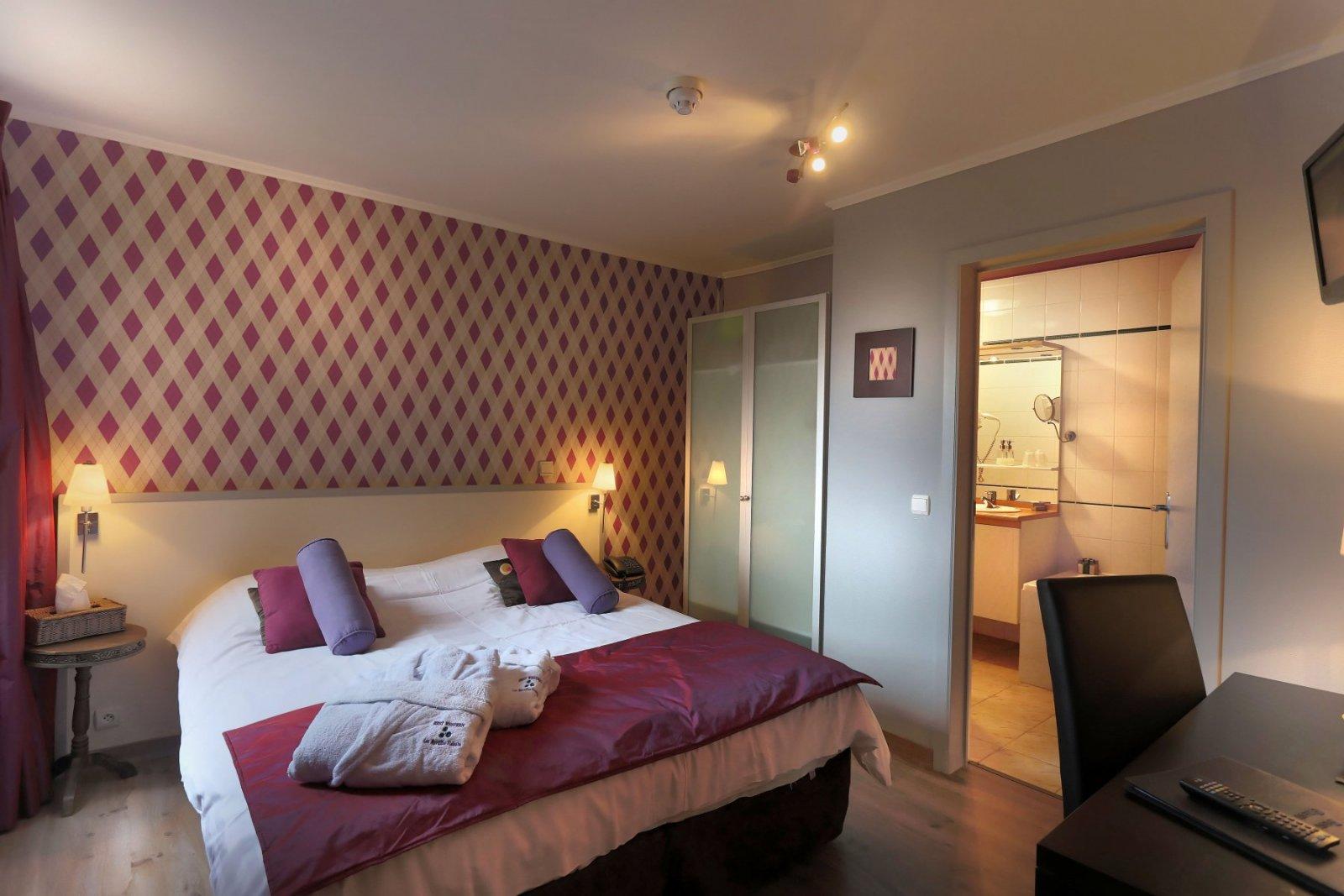 De kamers hotel myrtilles